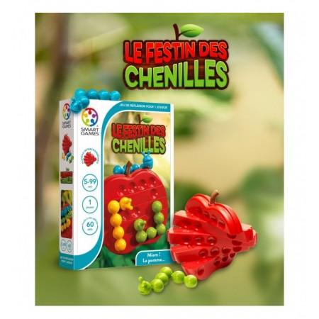 LE FESTIN DES CHENILLES -...