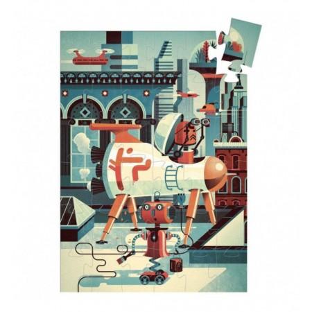 BOB LE ROBOT - PUZZLE...