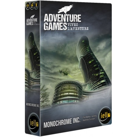 MONOCHROME- ADVENTURE GAMES 2