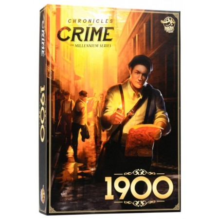 1900 : CHRONICLES OF CRIME...
