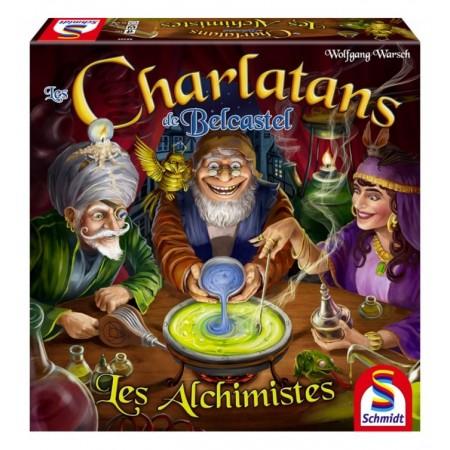 LES CHARLATANS - EXT. LES...