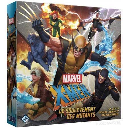 X-MEN LE SOULEVEMENT DES...