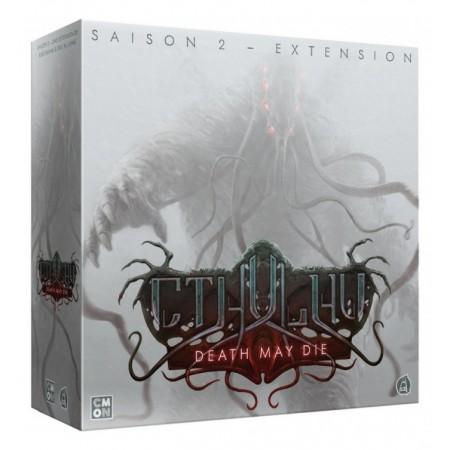 SAISON 2 CTHULHU : DEATH...
