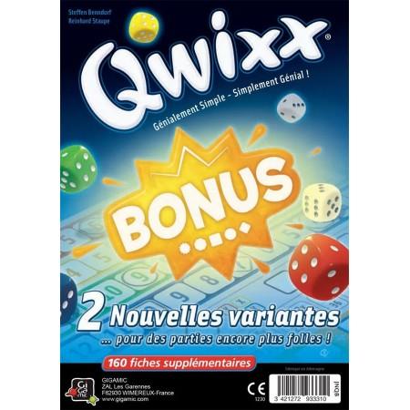 QWIXX BONUS (NOUVEAU BLOC...