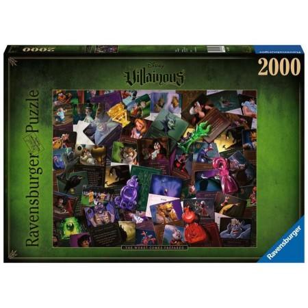 2000P MECHANTS VILLAINOUS...