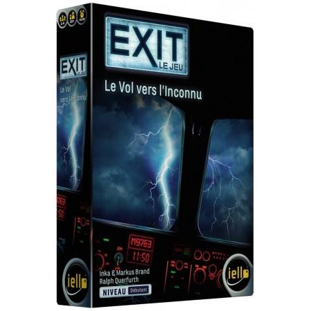 EXIT: LE VOL VERS L'INCONNU