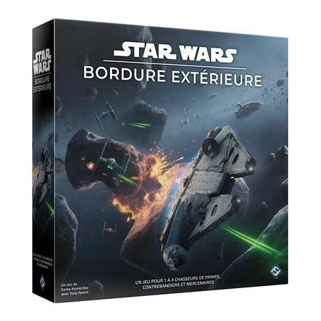 STAR WARS : BORDURE EXTERIEUR