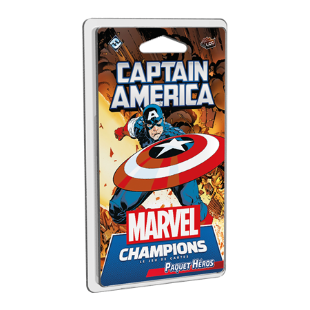 CAPTAIN AMERICA : MARVEL...