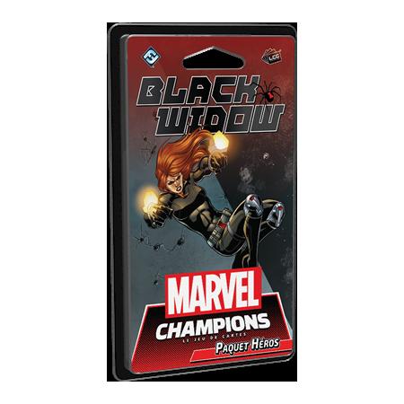 BLACK WIDOW : MARVEL CHAMPION