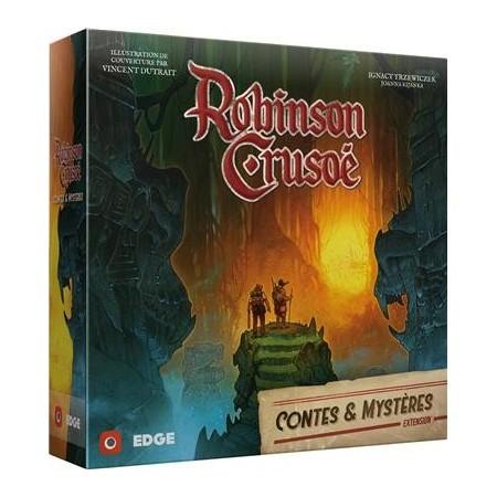 ROBINSON CRUSOE : CONTES &...