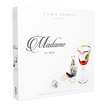MADAME : TIME STORIES