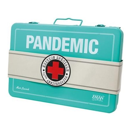 PANDEMIC - 10EME ANNIVERSAIRE
