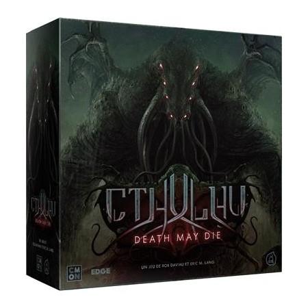 CTHULHU : DEATH MAY DIE -...
