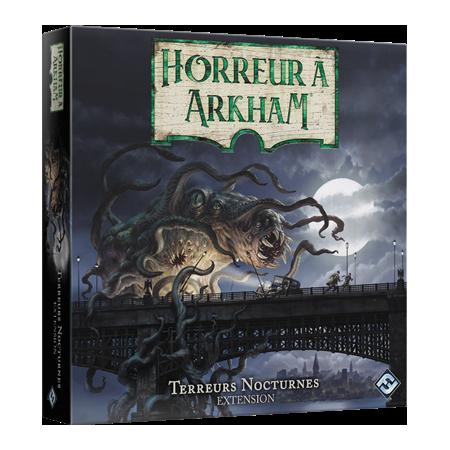 HORREUR A ARKHAM V3 :...