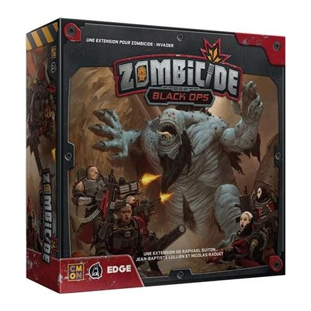 BLACK OPS : EXT ZOMBICIDE...
