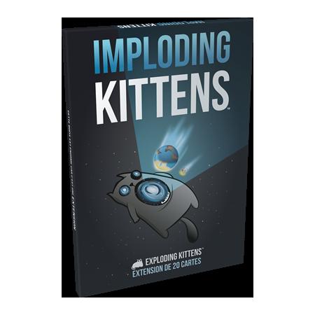 IMPLODING KITTENS FR