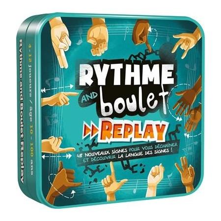 REPLAY - RYTHME AND BOULET