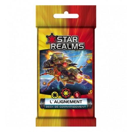 L'ALIGNEMENT : COMMAND DECK...