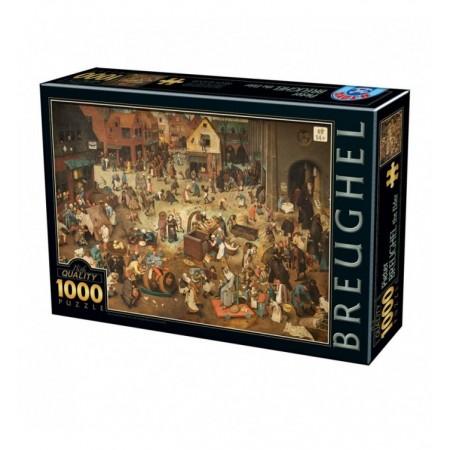 1000P BREUGHEL THE ELDER...