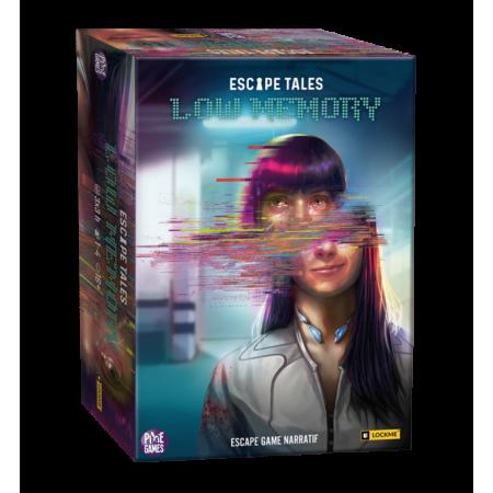 ESCAPE TALES 02 - LOW MEMORY