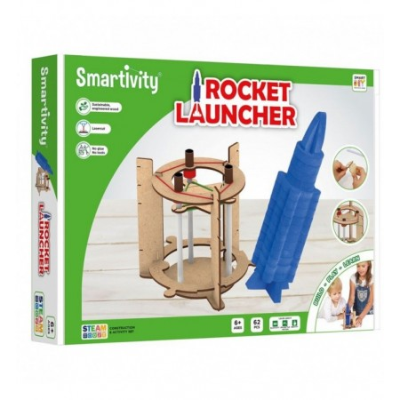 ROCKET LAUNCHER - SMARTIVITY