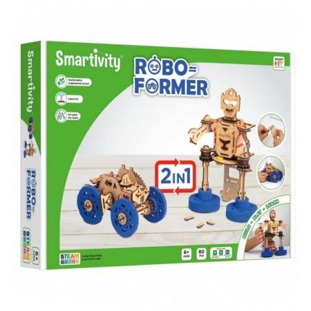 ROBOFORMER - SMARTIVITY