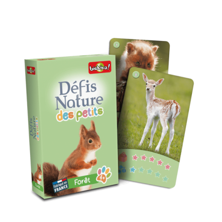 PETITS DEFIS NATURE - FORET