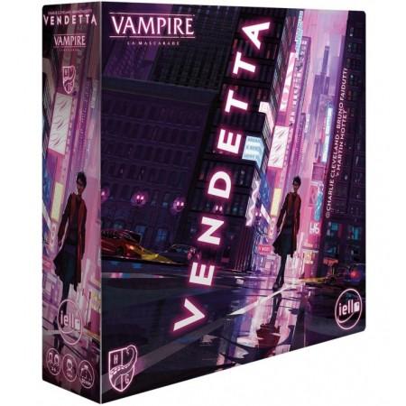 VENDETTA : VAMPIRE LA...