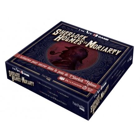 SHERLOCK VS MORIARTY -...