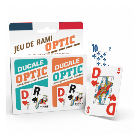 DUCALE OPTIC RAMI 54 CARTES...
