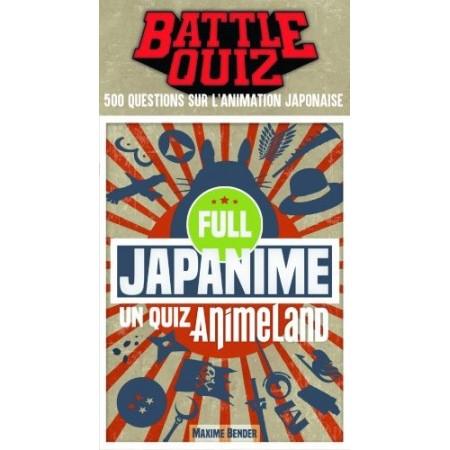 BATTLE QUIZ - FULL JAPANIME