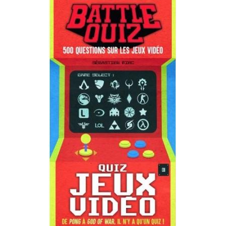 BATTLE QUIZ - JEUX VIDEO