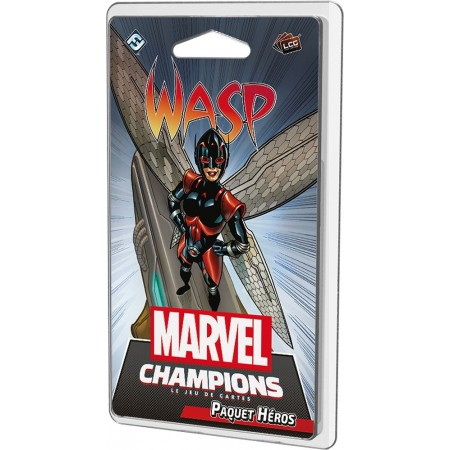 THE WASP : MARVEL CHAMPIONS