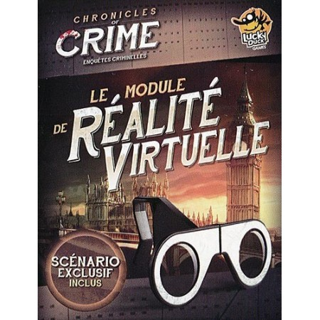 CHRONICLES OF CRIME :...