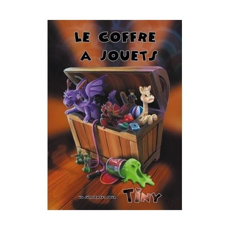 TINY JDR - COFFRE A JOUET