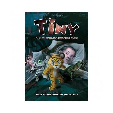 TINY JDR - BOITE D'INITIATION