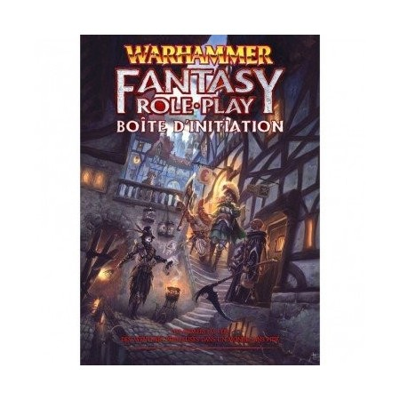 INITIATION - WARHAMMER FANTASY
