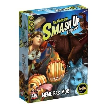 SMASH UP : MEME PAS MORT...