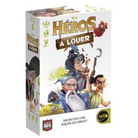 HEROS A LOUER