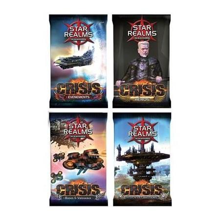 EVENEMENTS CRISIS -STAR REALMS