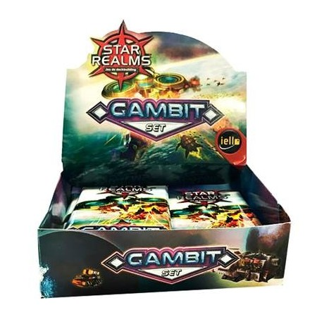GAMBIT : STAR REALMS EXTENSION