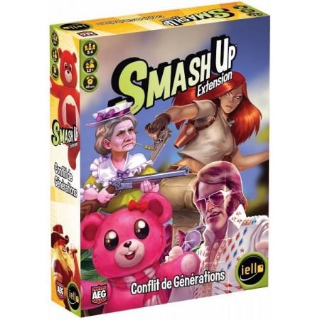 SMASH UP : CONFLIT DE...