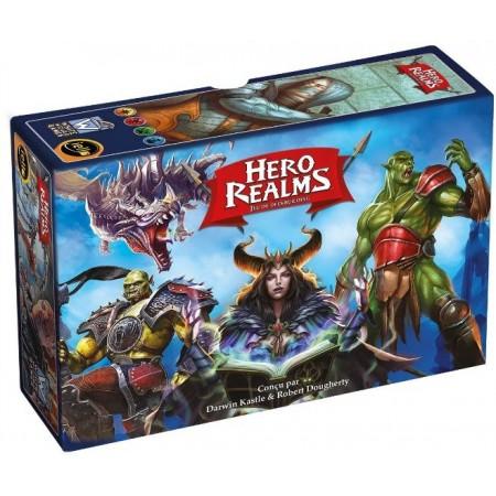 HERO REALMS - BOITE DE BASE VF
