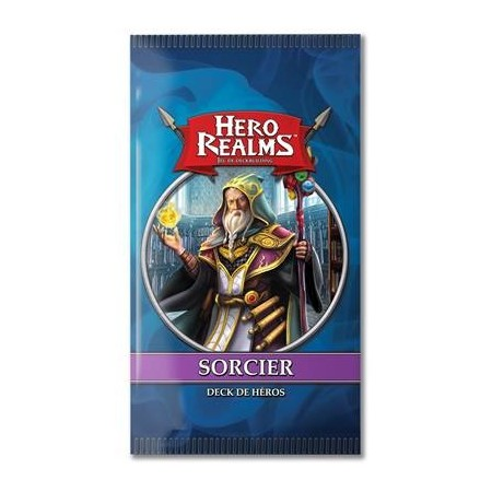 DECK SORCIER : HERO REALMS