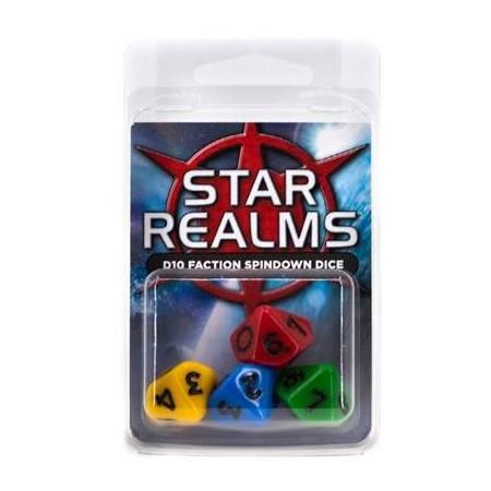 STAR REALMS : DICE SET