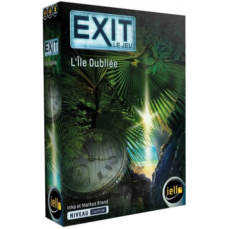 EXIT : L'ILE OUBLIEE