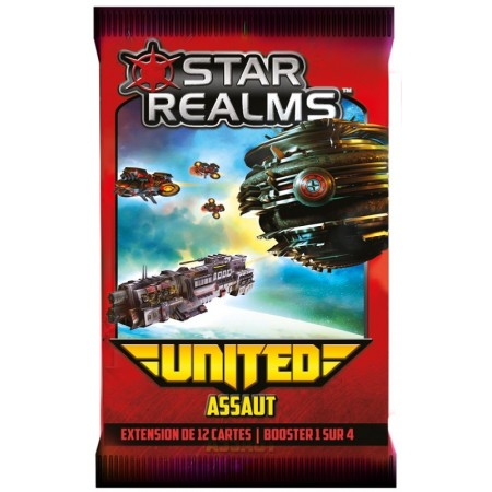 UNITED MISSIONS - STAR REALMS