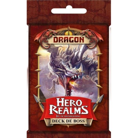 DECK BOSS DRAGON - HERO REALMS