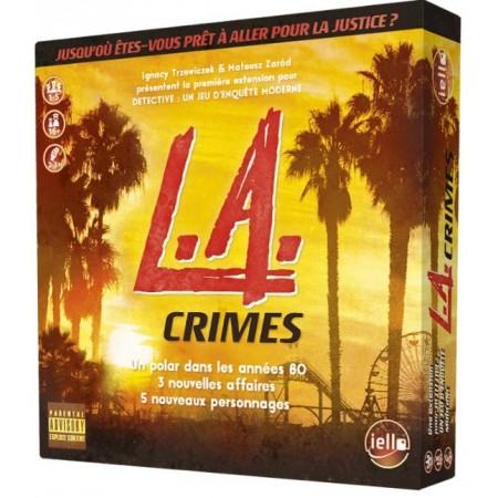 L.A. CRIMES : DETECTIVE