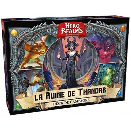 LA RUINE DE THANDAR - HERO...